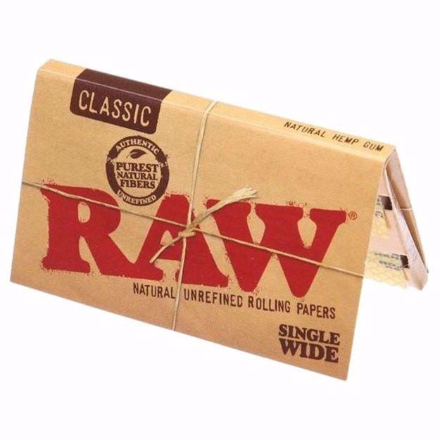 Single Wide Classic Rolling Paper
