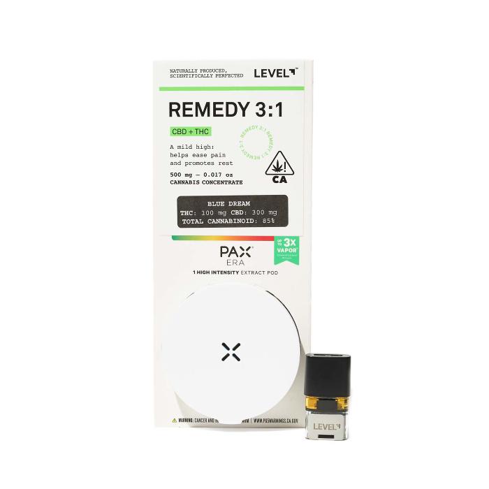 Pax Era Pod Remedy 3 to 1