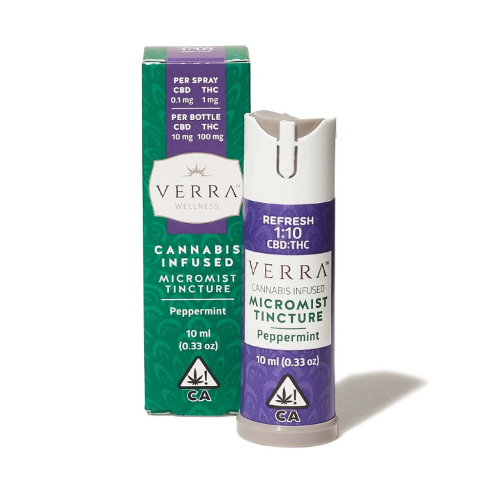 1 to 10 Micromist Spay Peppermint