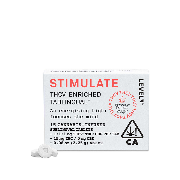Stimulate THCV Tablets (15 count)
