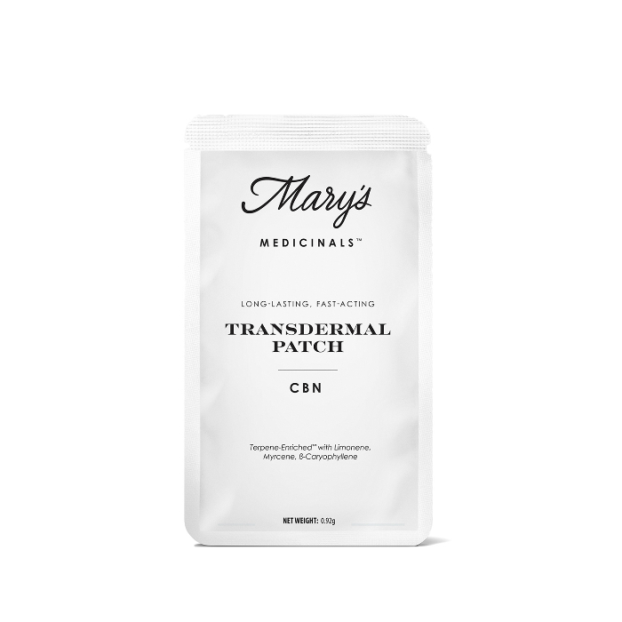 Transdermal Patch CBN