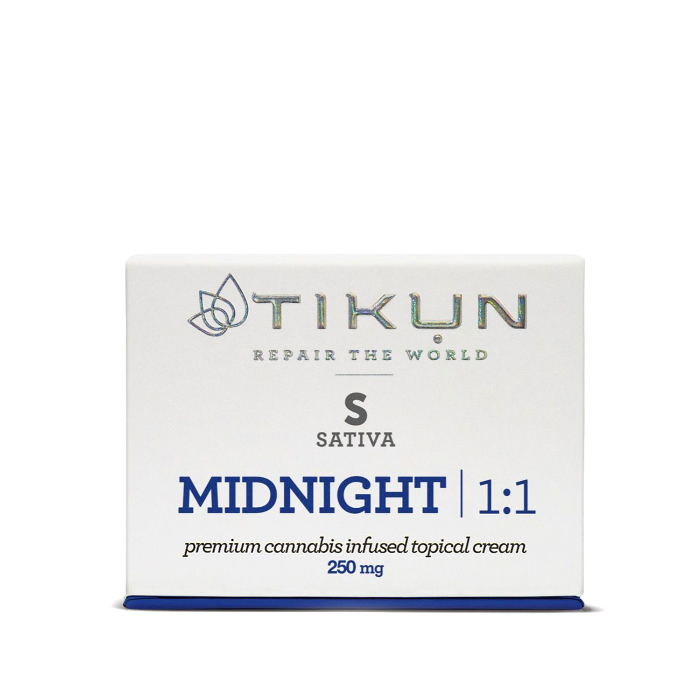 Tikun Olum Midnight Topical - 2oz