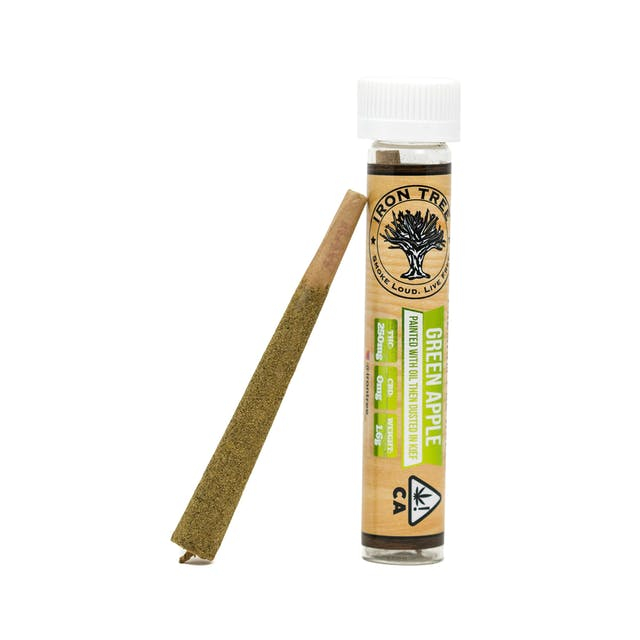 Green Apple Infused Pre-Roll