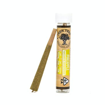 Pineapple Infused Pre-roll