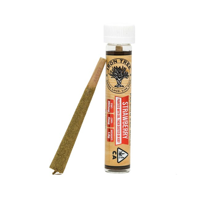 Strawberry Infused Pre-Roll