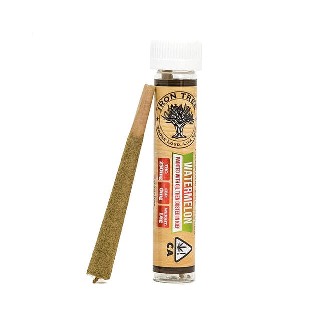 Watermelon Infused Pre-Roll