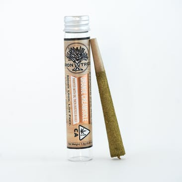 Orange Creamsicle Infused Pre-roll