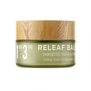 Thc Rich Releaf Balm 1:3 15ml
