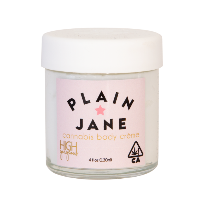 High Gorgeous | Plain Jane CBD Lotion