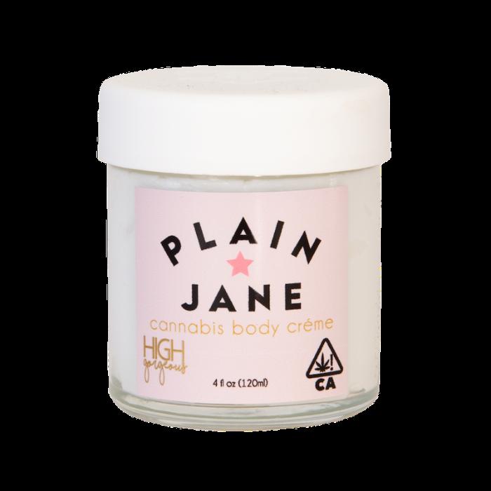 High Gorgeous | Plain Jane CDB Lotion
