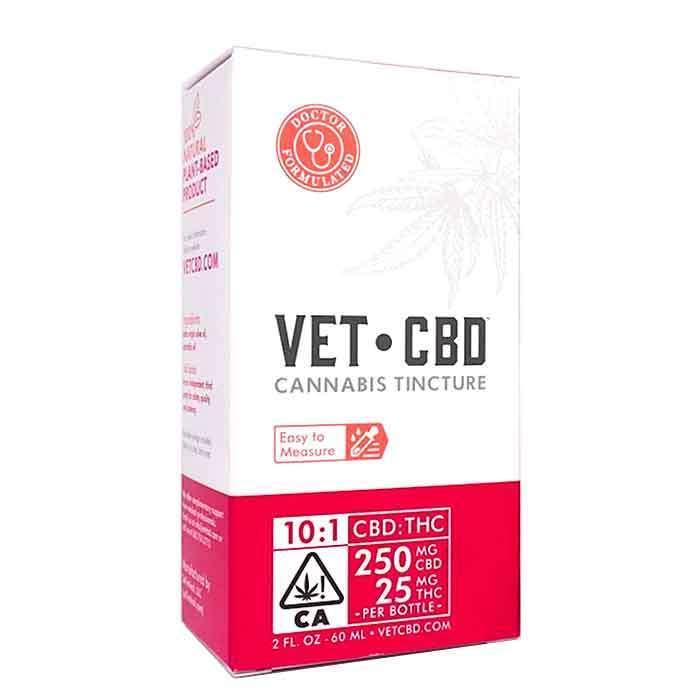 Vet CBD | 10:1 CBD:THC - 2 Oz