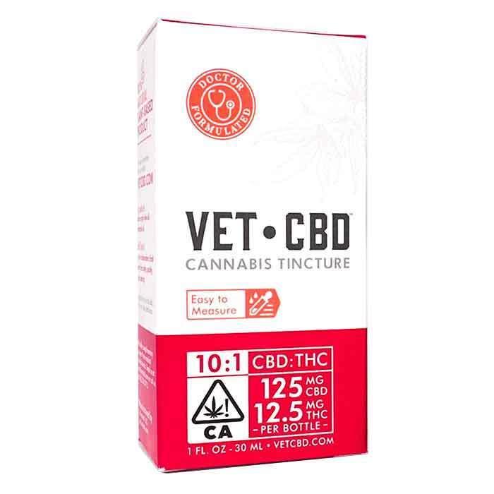 Vet CBD | 10:1 CBD:THC - 1 Oz
