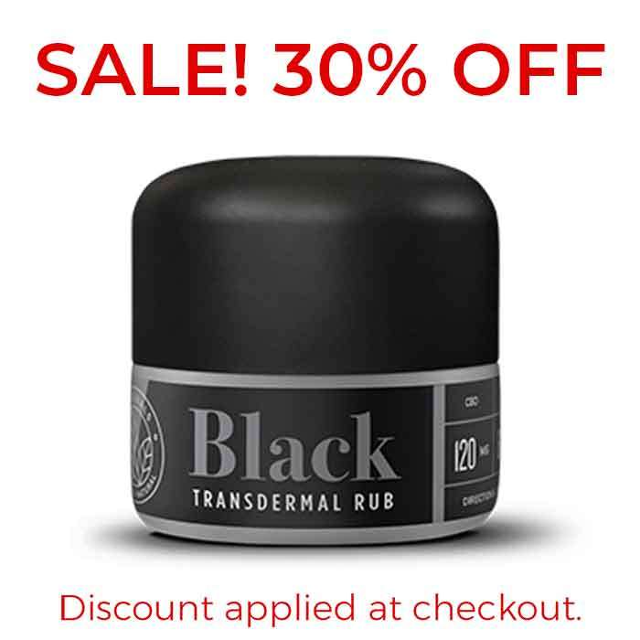 Black Transdermal Black