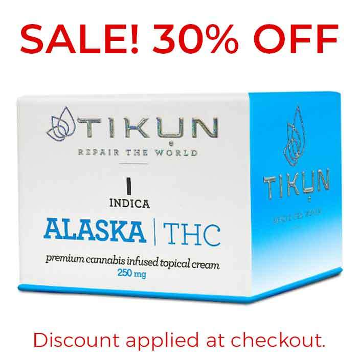 Tikun Olum Alaska Topical - 2oz