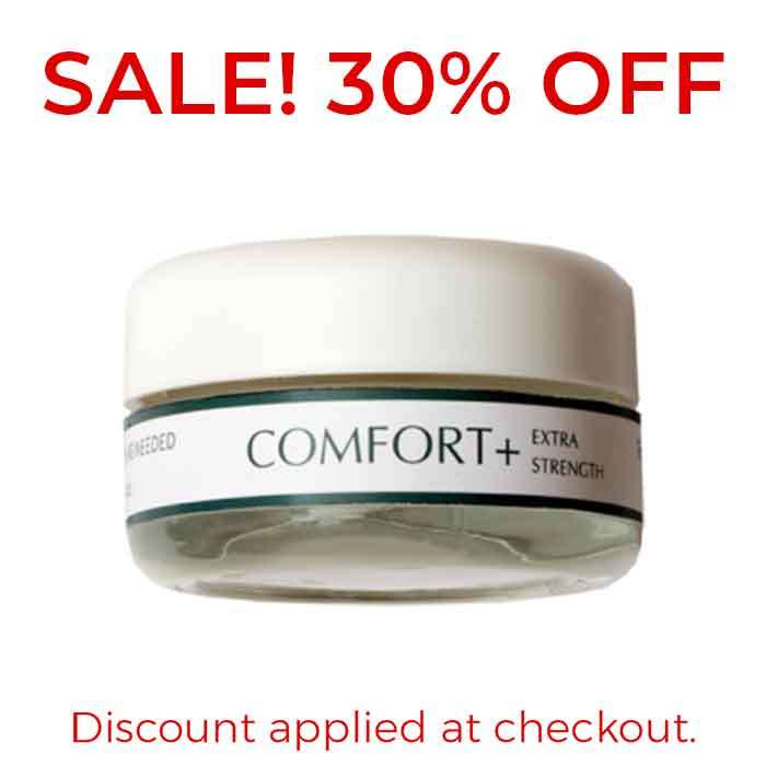 Comfort + Extra Strength 50ML -