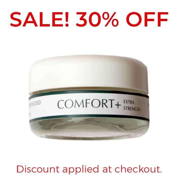 Comfort + Extra Strength 50ML -