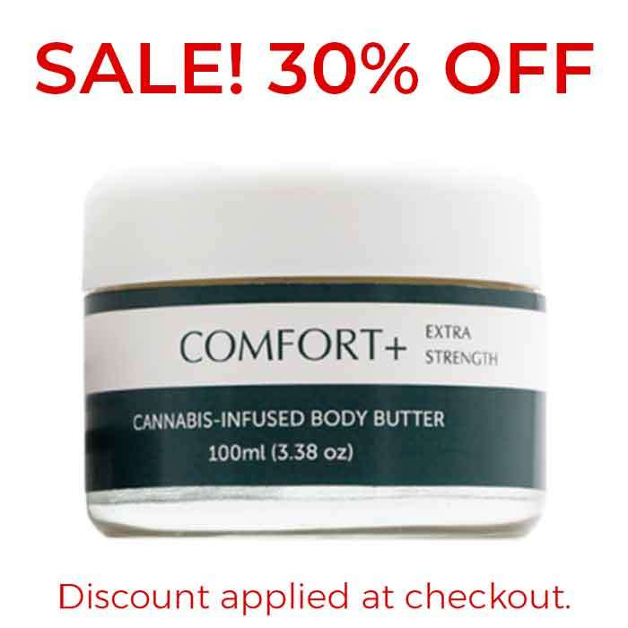 Comfort + Extra Strength 100ml  -