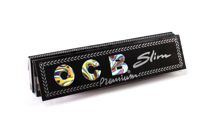 OCB Premium Slim Papers + Tips