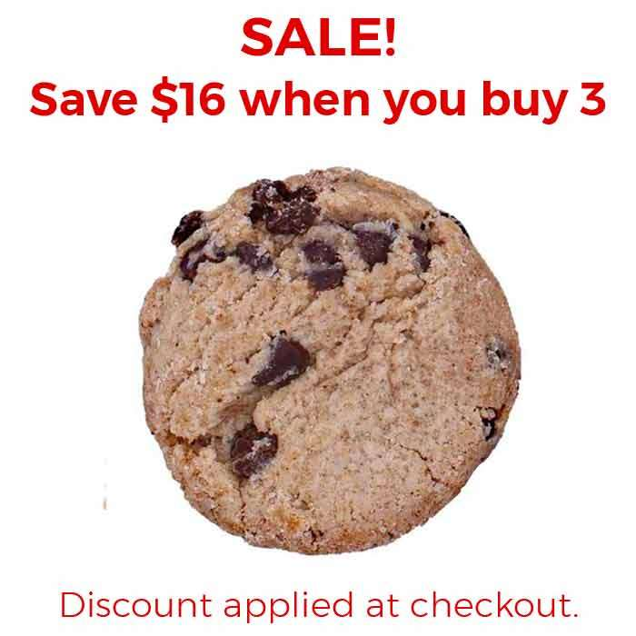 Chocolate Chip Cookie | 10 Pack