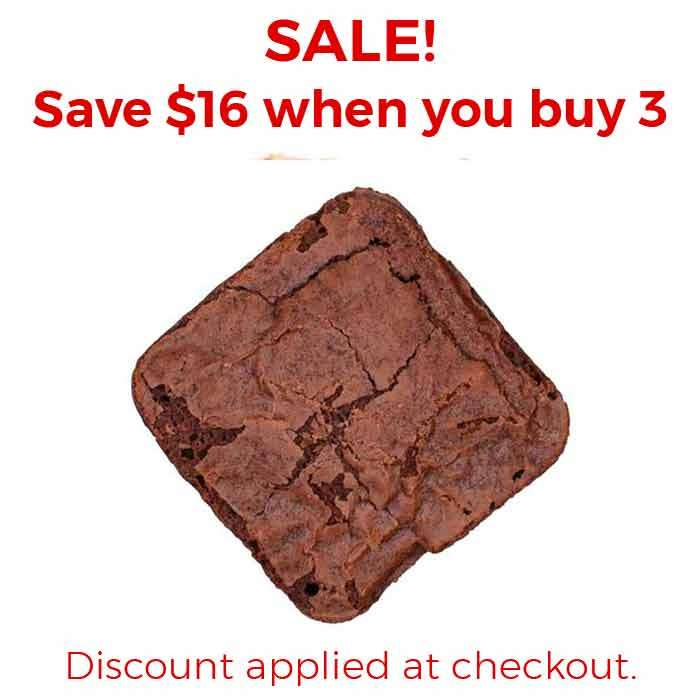 Classic Brownie   10 Pack