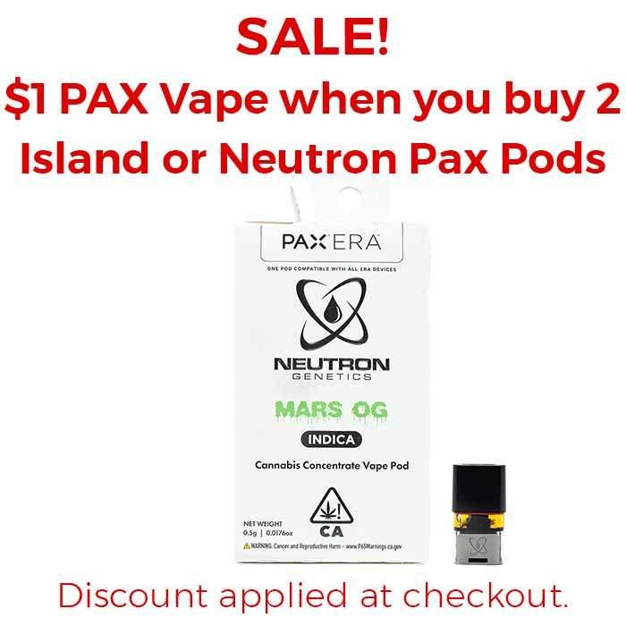 Mars OG | Pax Pod
