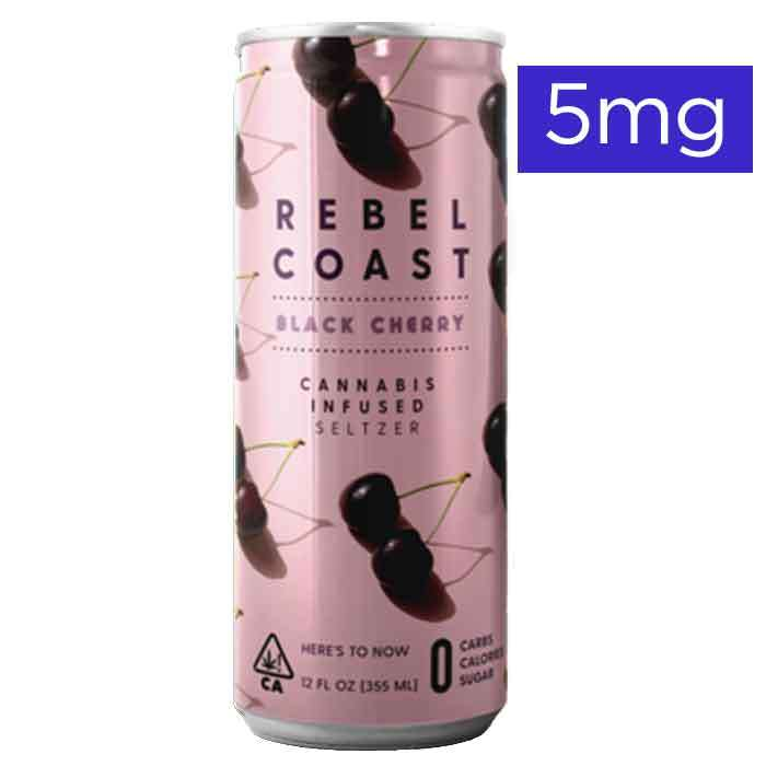 Black Cherry | 5mg Seltzer