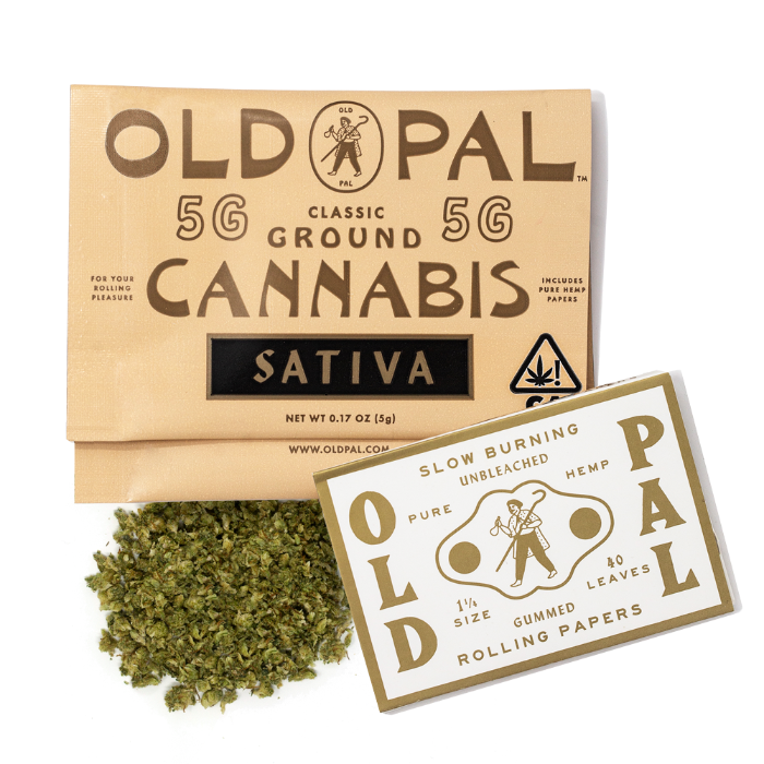 Ready To Roll 5g | Sativa