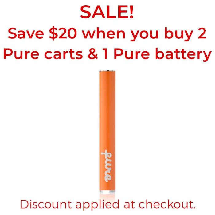 Pure Battery | Orange