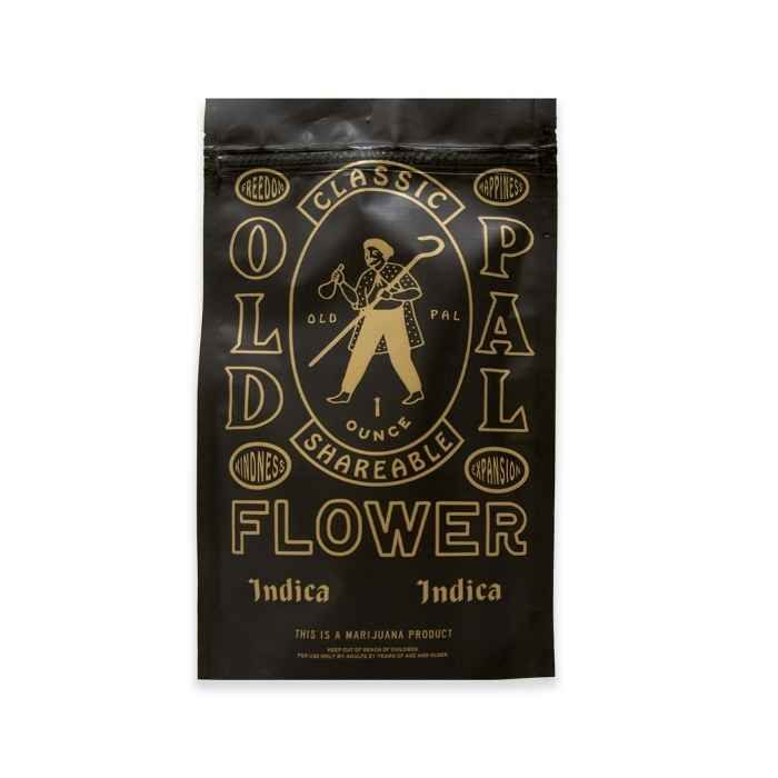 Classic 1oz Pouch | Indica