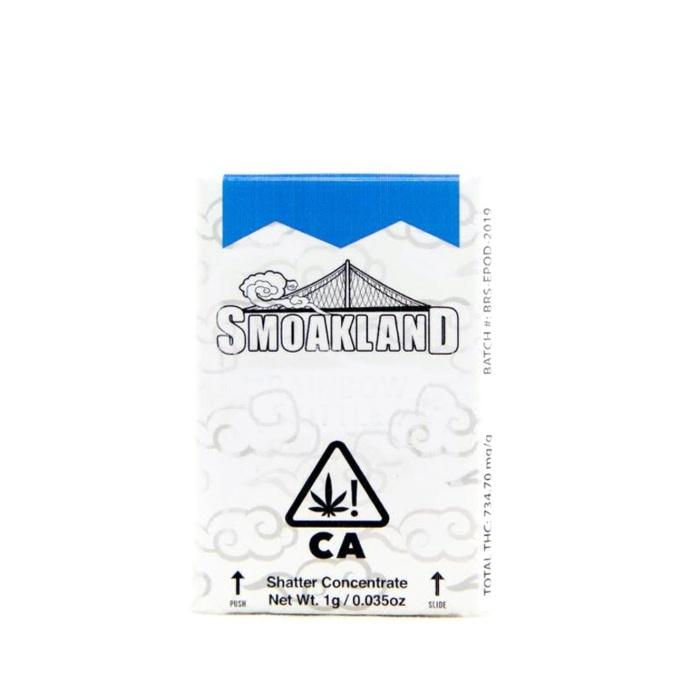 Smoakland OG Shatter
