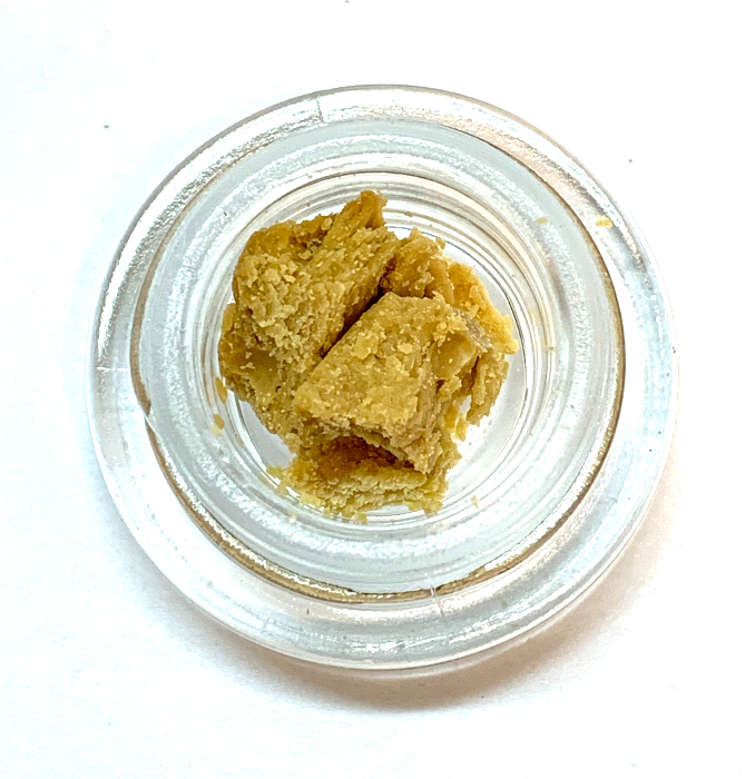 Jack Herer Crumble