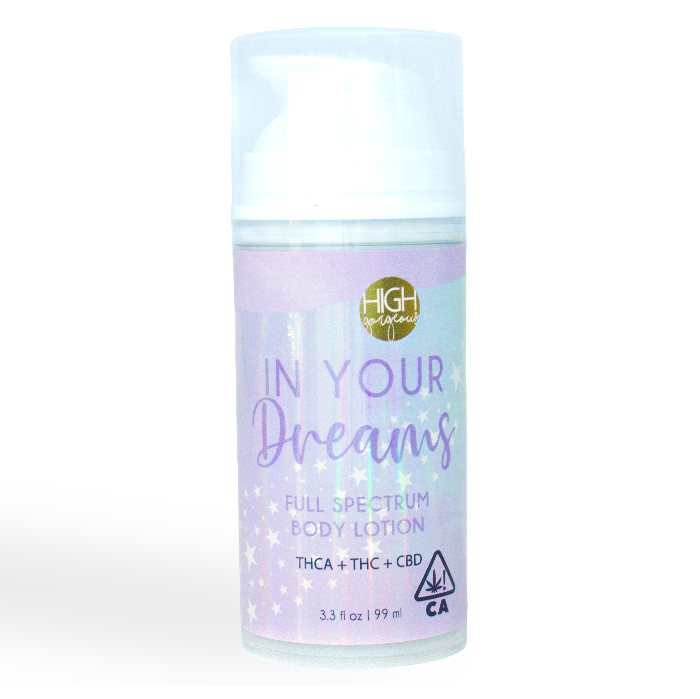 High Gorgeous | In Your Dreams Lotion