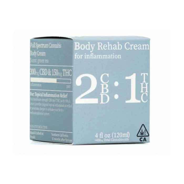 2:1 Rehab Body Cream
