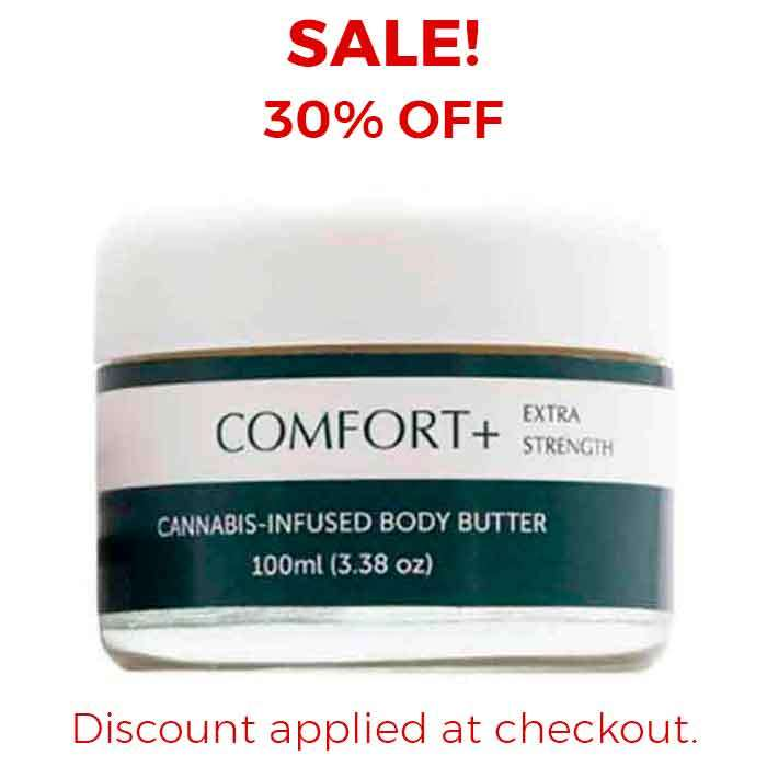 Comfort+ Extra Strength 100ml