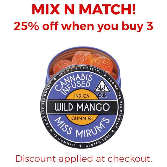 Wild Mango Gummies