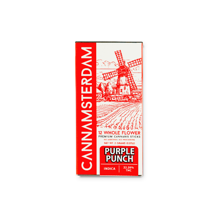 Purple Punch | Cannamsterdam