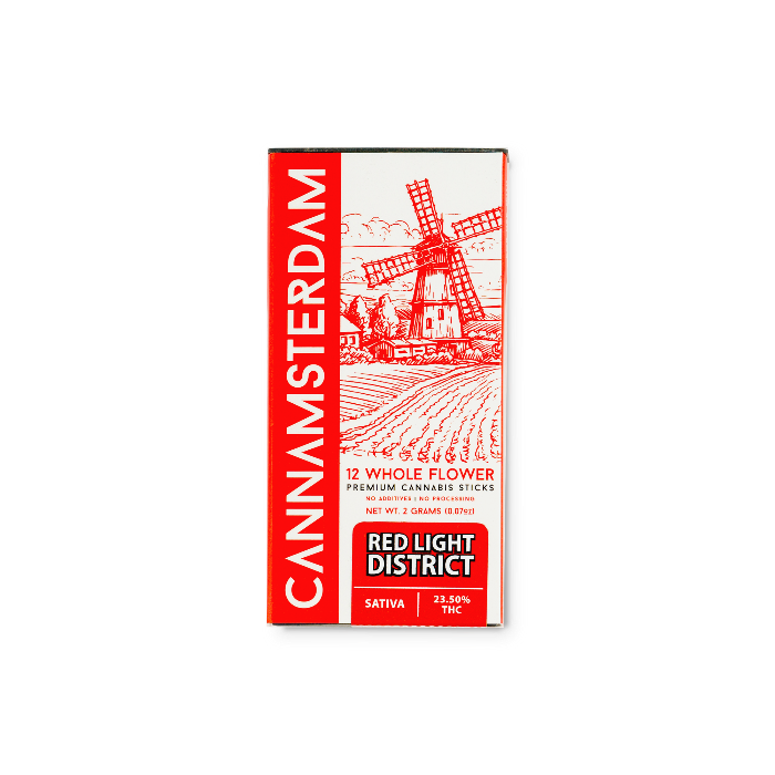 Red Light District | Cannamsterdam