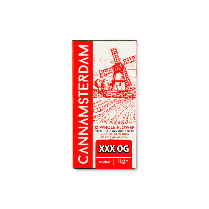 XXX OG | Cannamsterdam