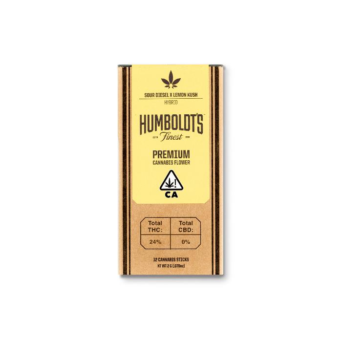 Sour Diesel x Lemon Kush | Humboldt's Finest