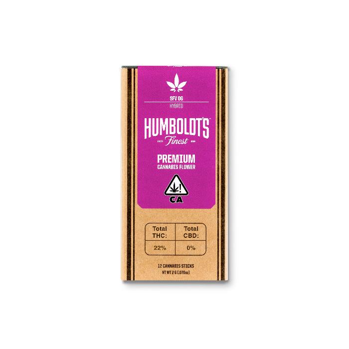 SFV OG | Humboldt's Finest
