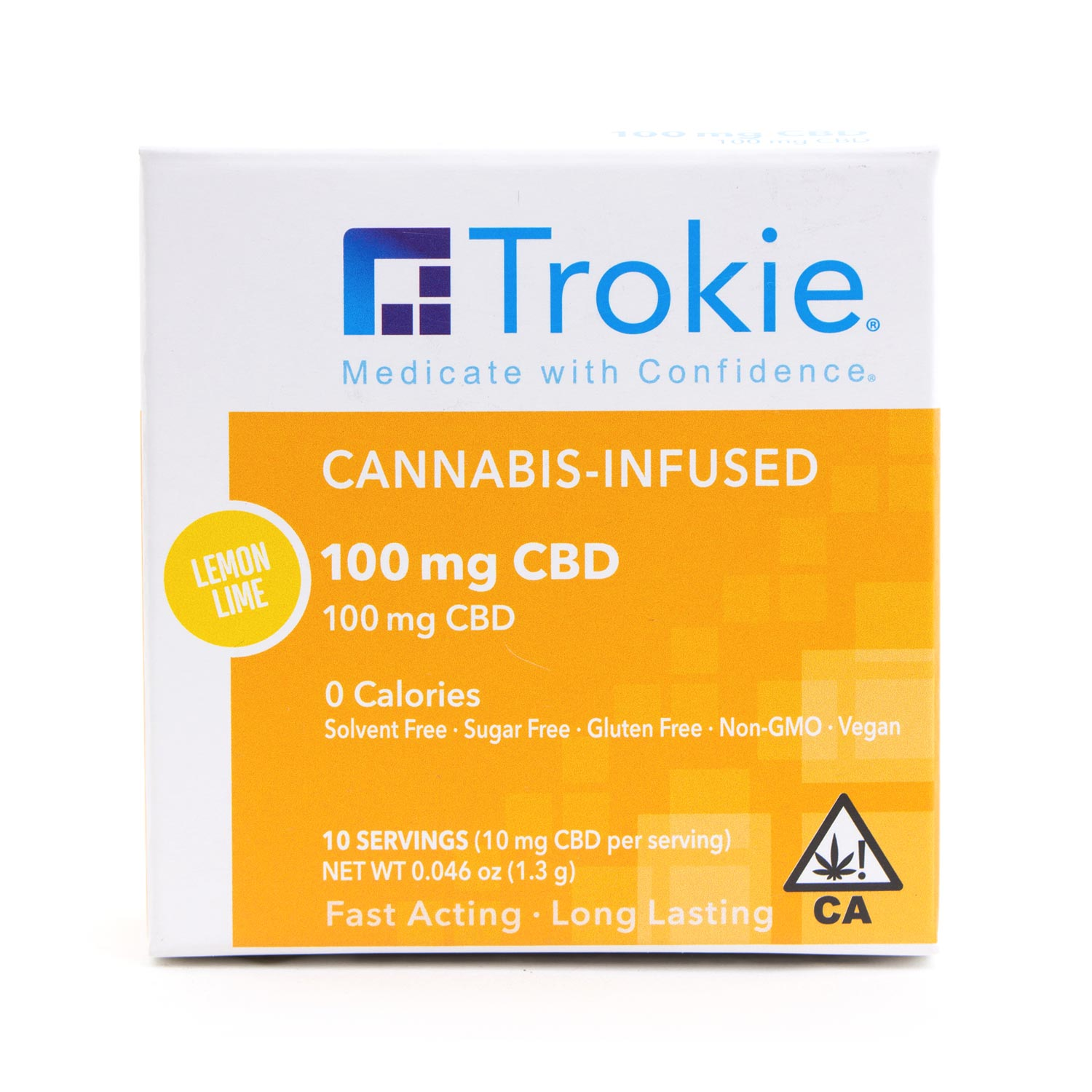 100mg Pure CBD