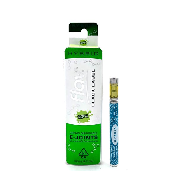 Black Label E-Joint: GG#4 300mg