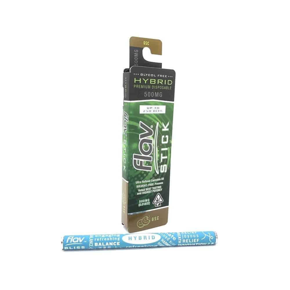 Premium Disposable Stick: GSC 500mg