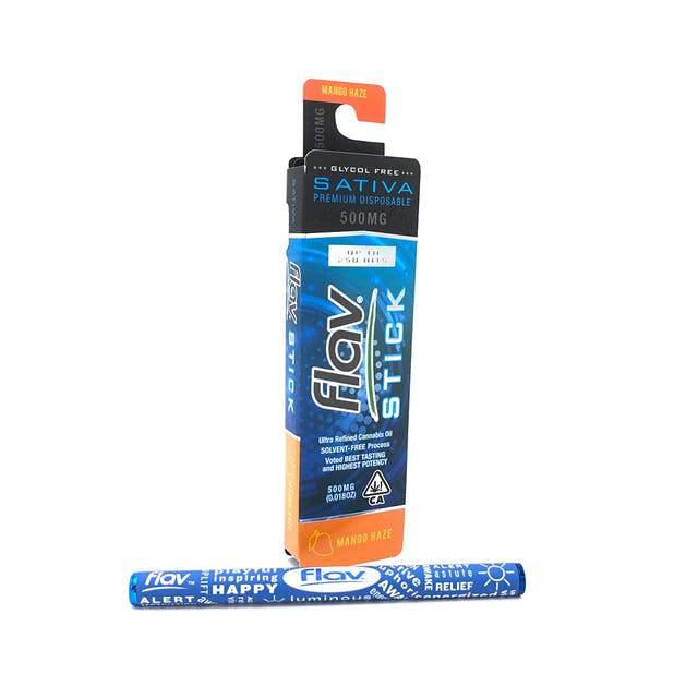 Premium Disposable Stick: Mango Haze 500mg