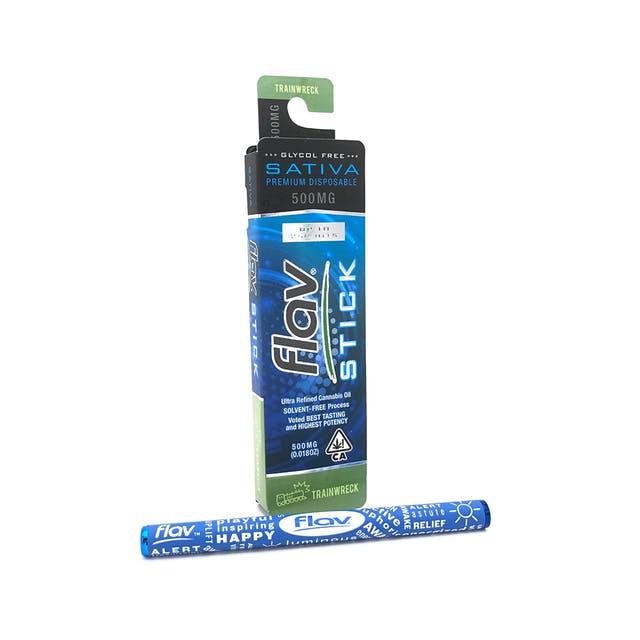 Premium Disposable Stick: Trainwreck 500mg
